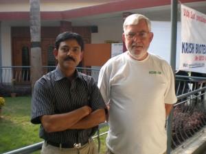 Director and Australian scientist