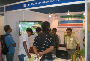 Presence in a trade fair in Kolkata