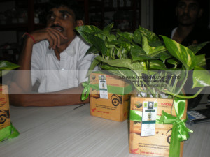 Green gifts for corporate gifting